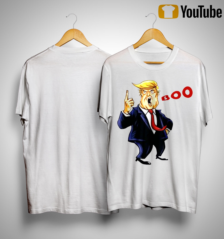 Trump Booed Again Shirt