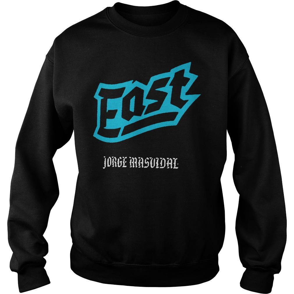Ufc 244 Jorge Masvidal Walkout East Sweater