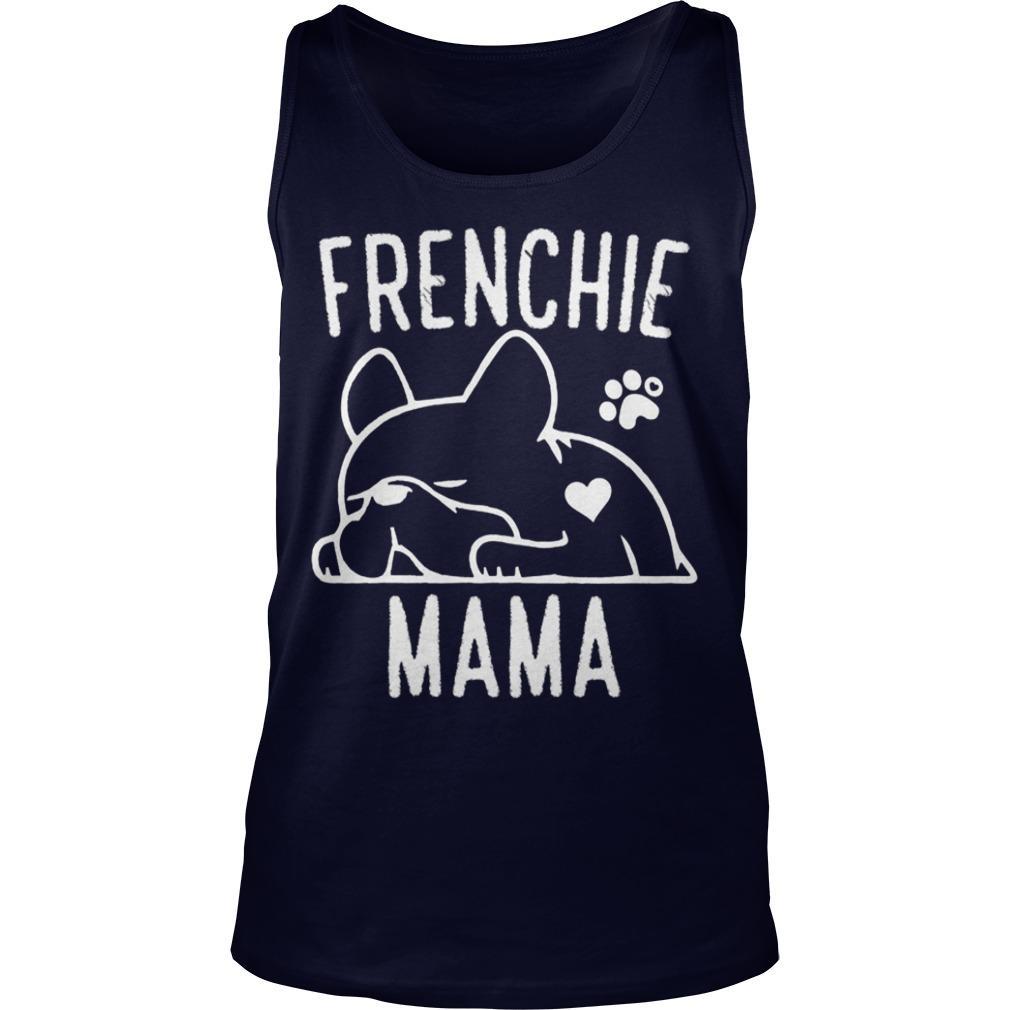 Bulldog Frenchie Mama Tank Top