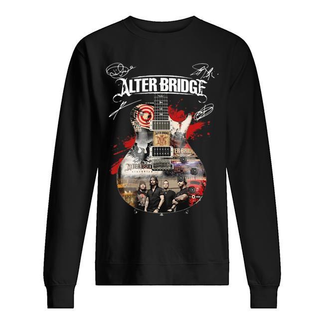 Guitar Alter Bridge Sweater