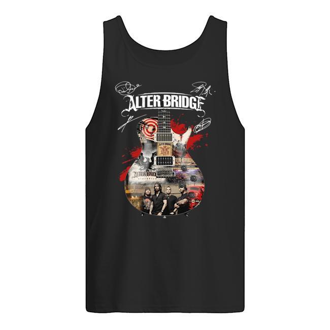 Guitar Alter Bridge Tank Top