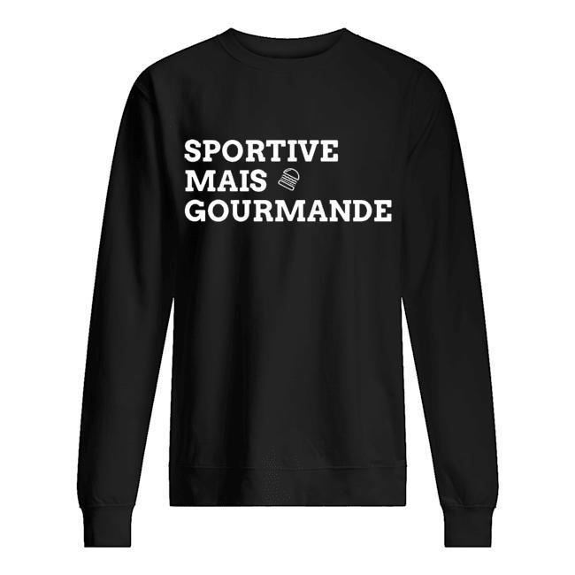 Sportive Mais Gourmande Sweater