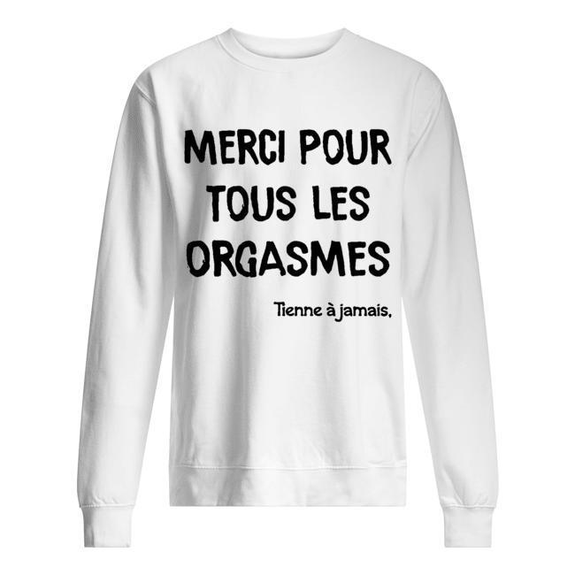 Thomas Merci Pour Tous Les Orgasmes Tienne À Jamais Camille Sweater