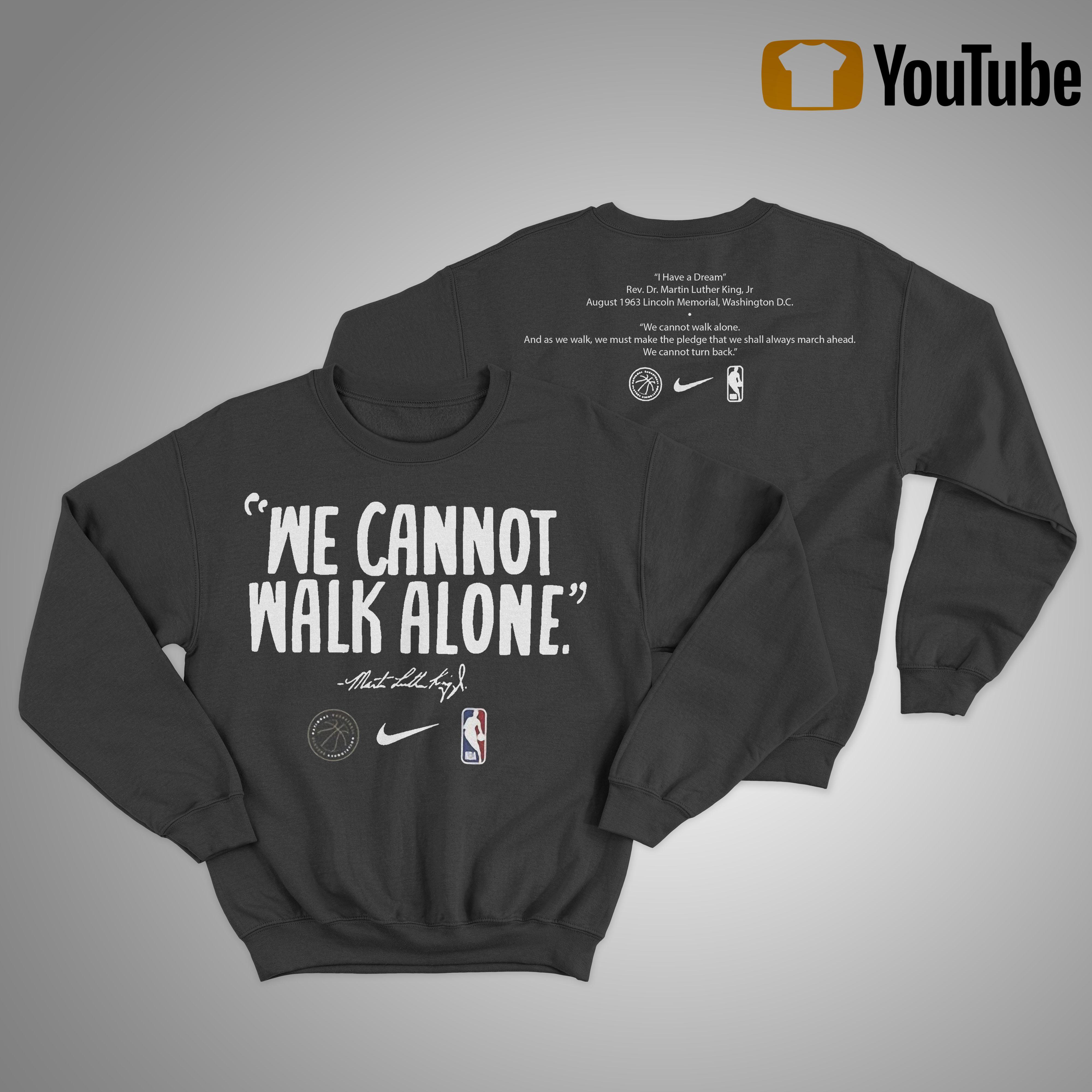 Nba Mlk Sweater