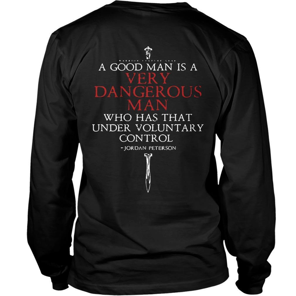 A Harmless Man Is Not A Good Man Longsleeve