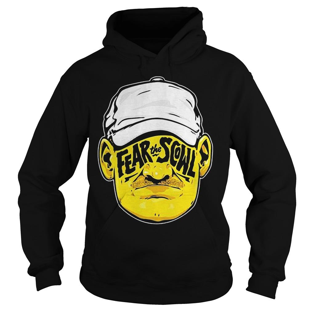 Fear The Scowl Hoodie