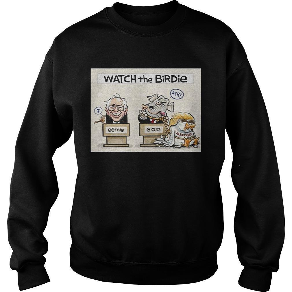 Hillary Clinton Or Bernie Sanders Watch The Birdie Sweater