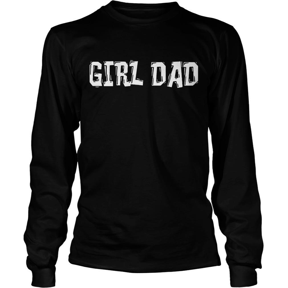 Kobe Bryant Girl Dad Longsleeve