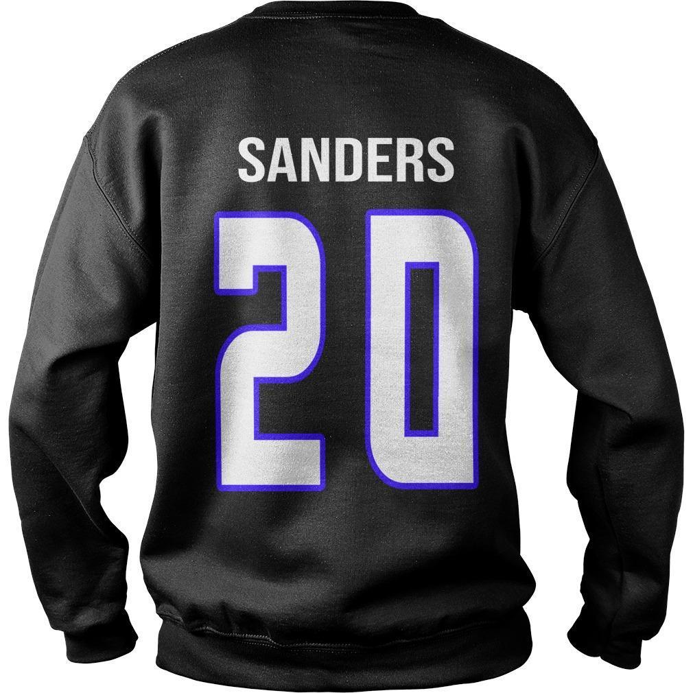 Garth Brooks Sanders Sweater