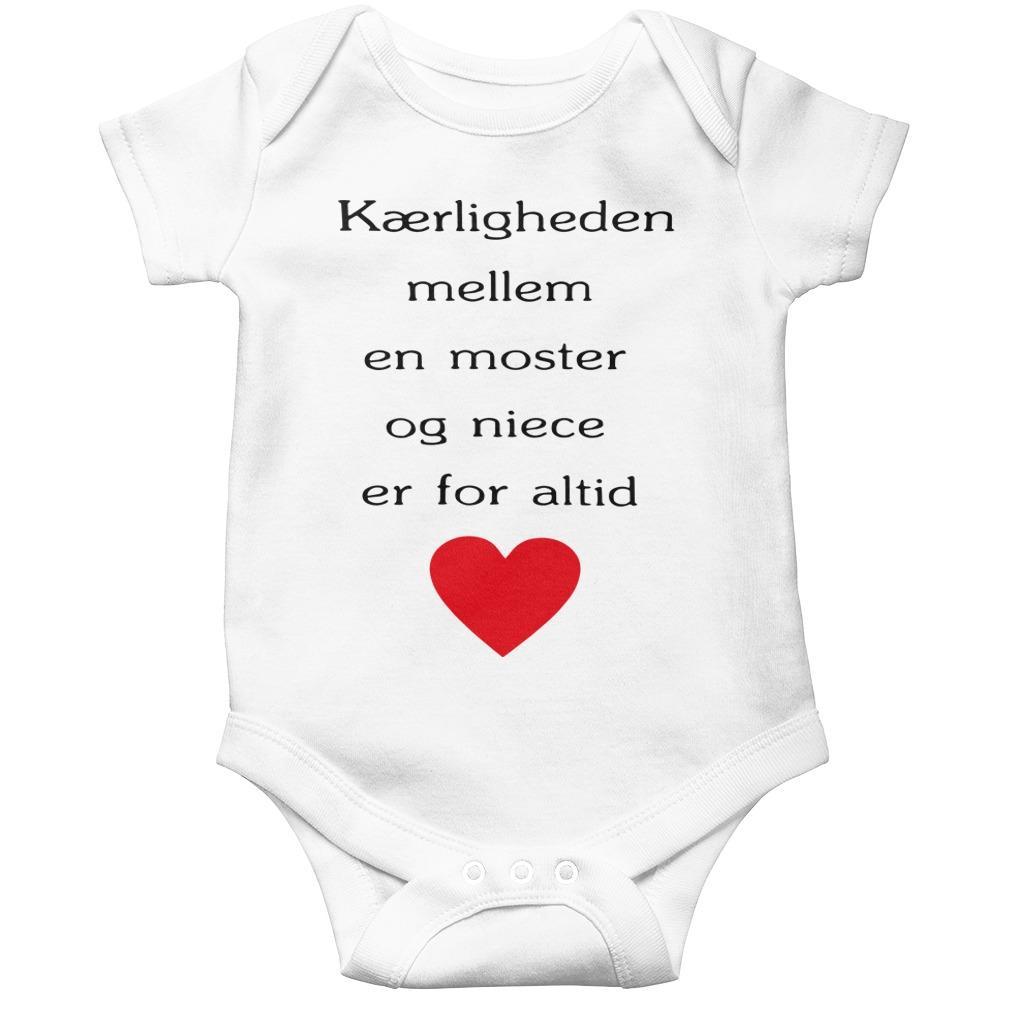 Kærligheden Mellem En Moster Og Niece Er For Altid Longsleeve