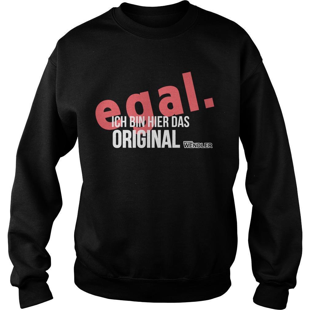 Wendler T Orginal Sweater