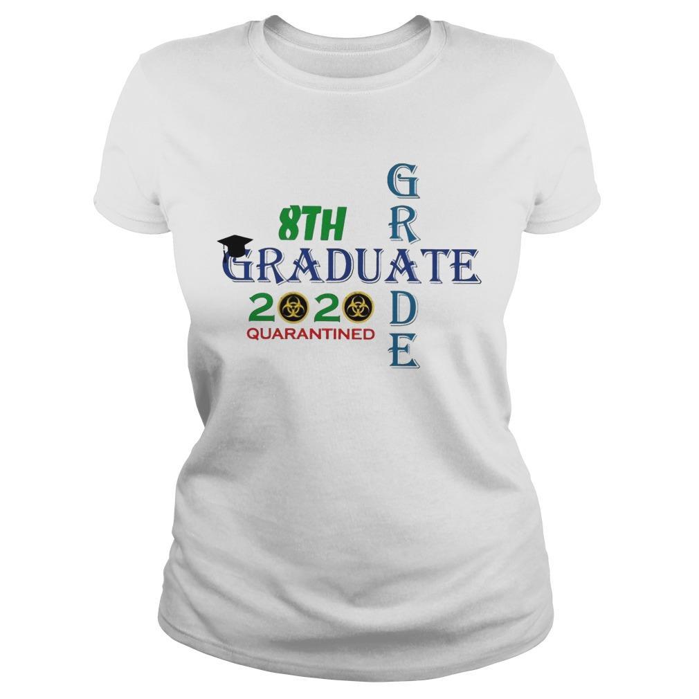 8th Grade Graduate 2020 Quarantined Longsleeve