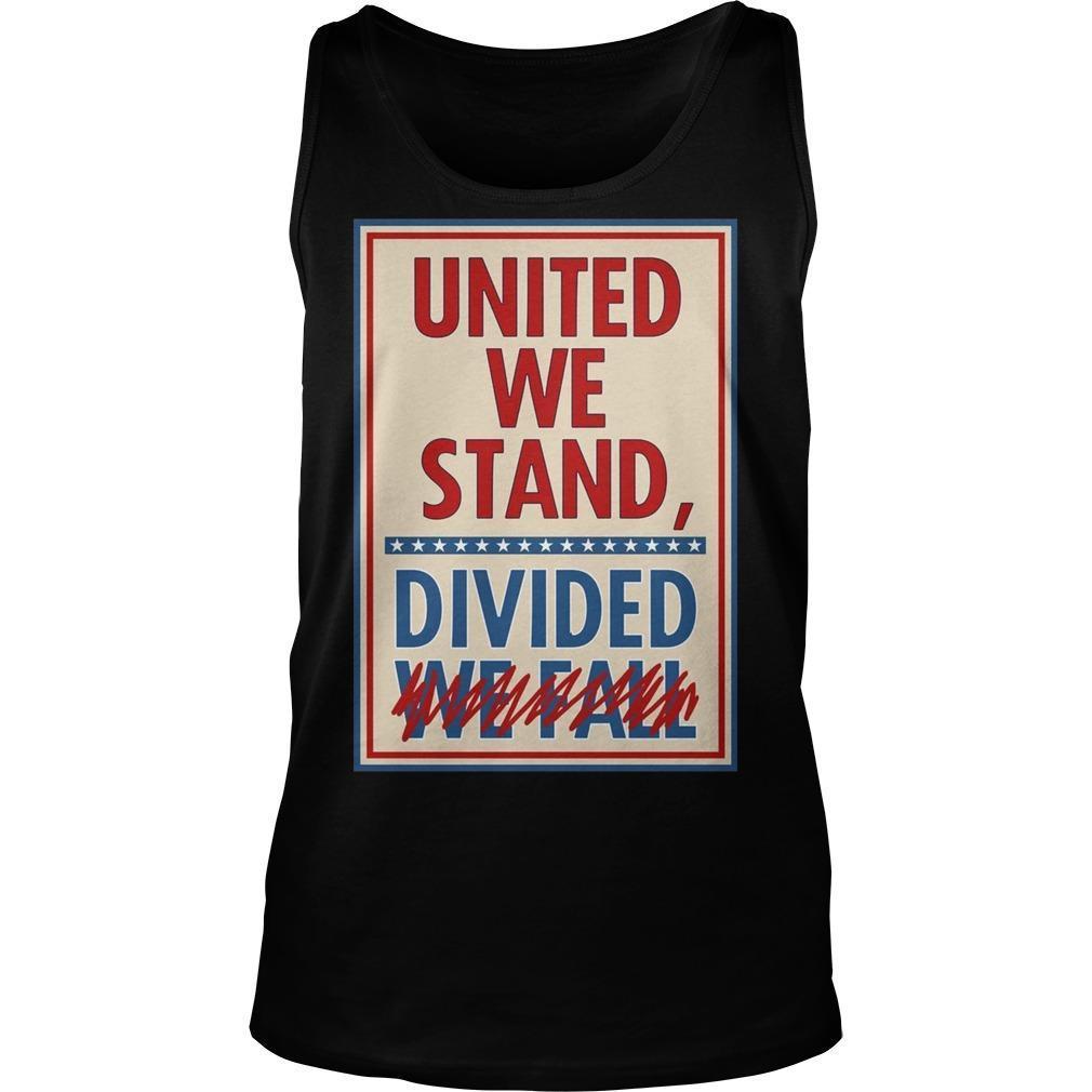Colbertlateshow United We Stand Tank Top