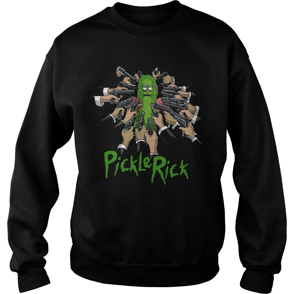 John Wick Pickle Wick Sweater