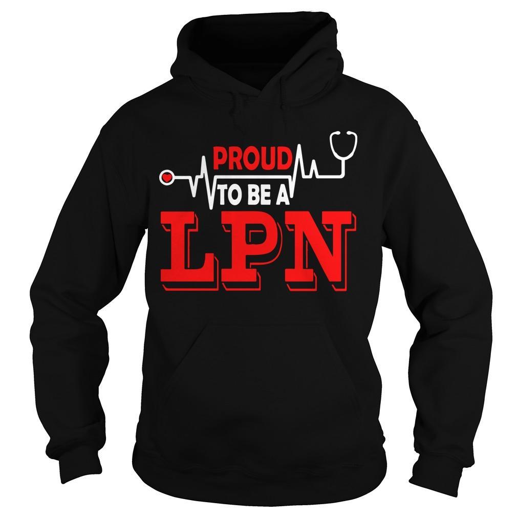 Lpn Lit Proud Nurse Hoodie
