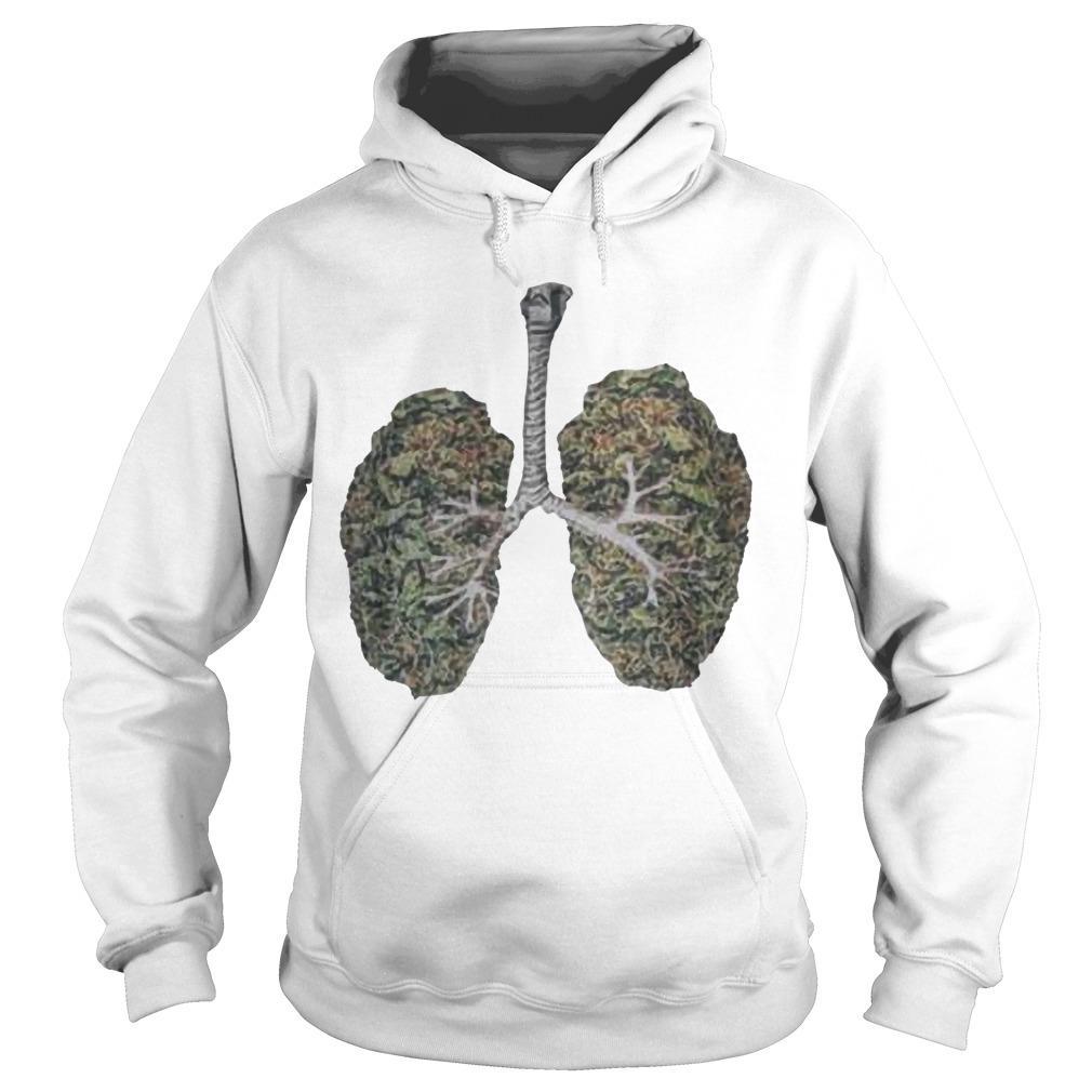 Lungs Smoker Hoodie