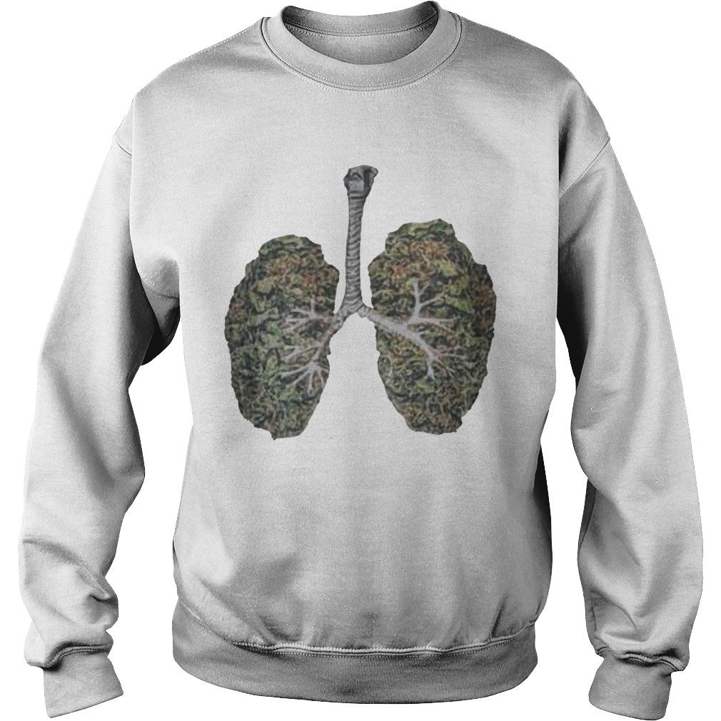 Lungs Smoker Sweater