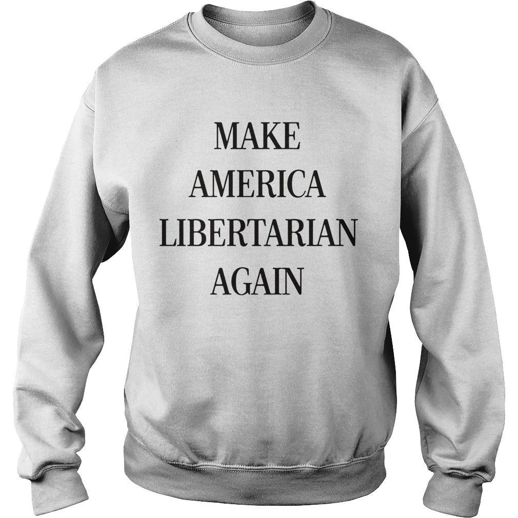 Make America Libertarian Again Sweater