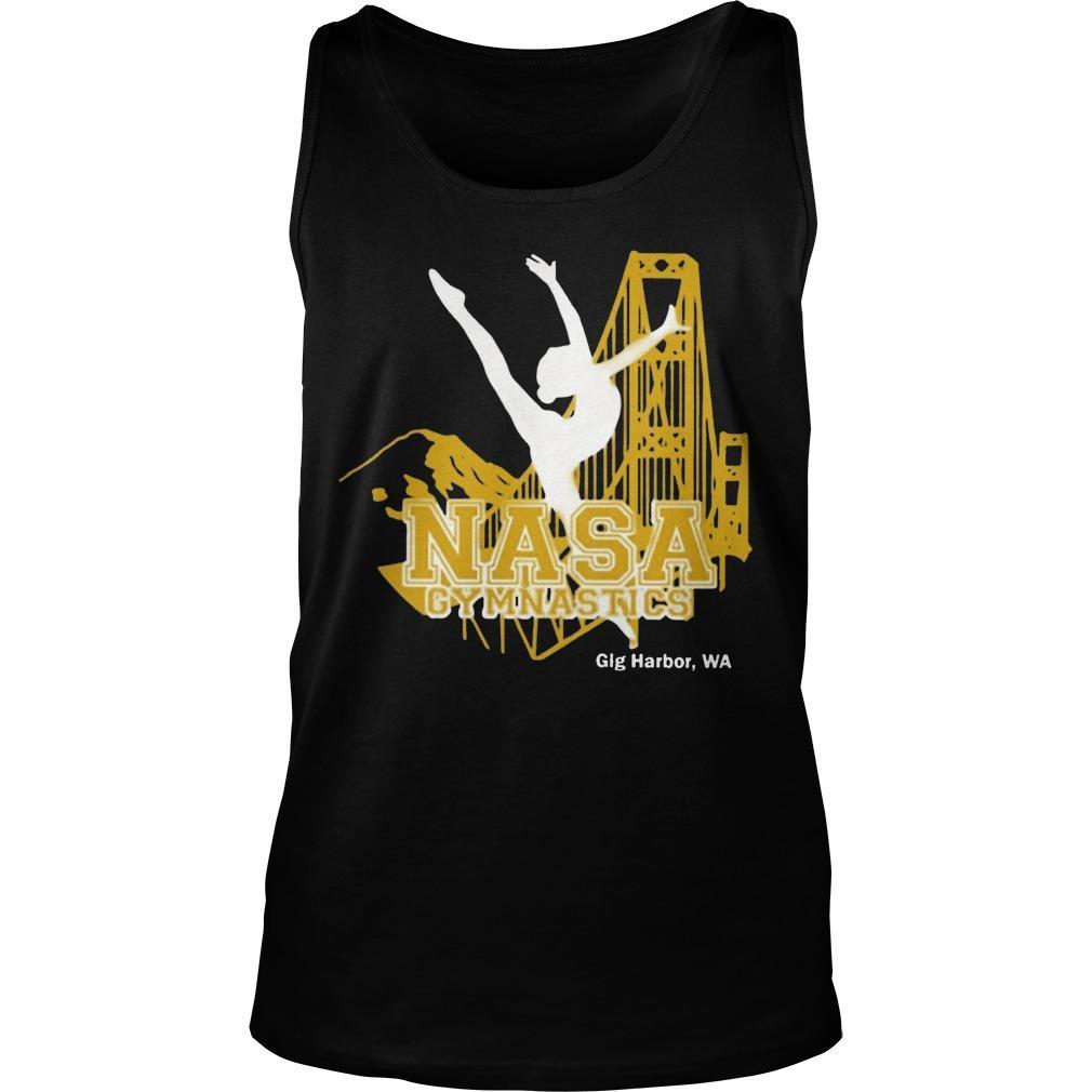 Nasa Gymnastics Gig Harbor Tank Top