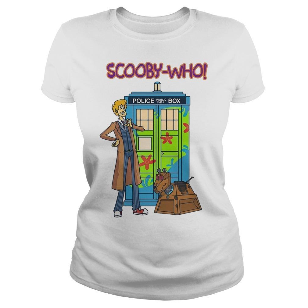 Scooby-who Longsleeve
