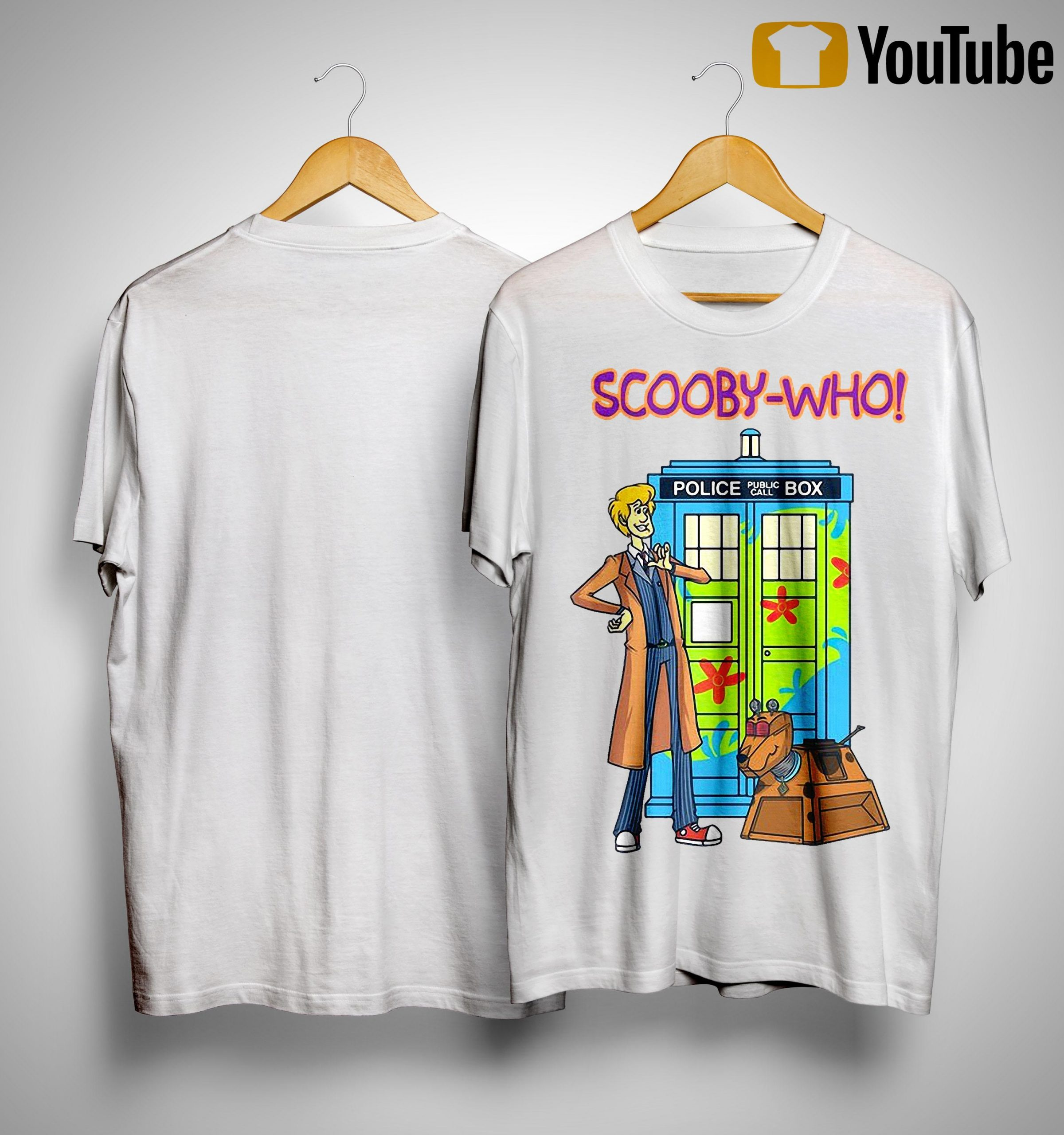 Scooby-who Shirt