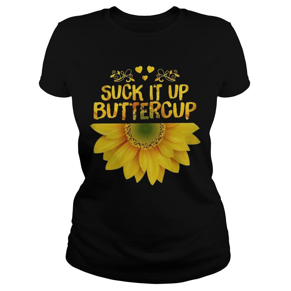 Sunflower Suck It Up Buttercup Longsleeve