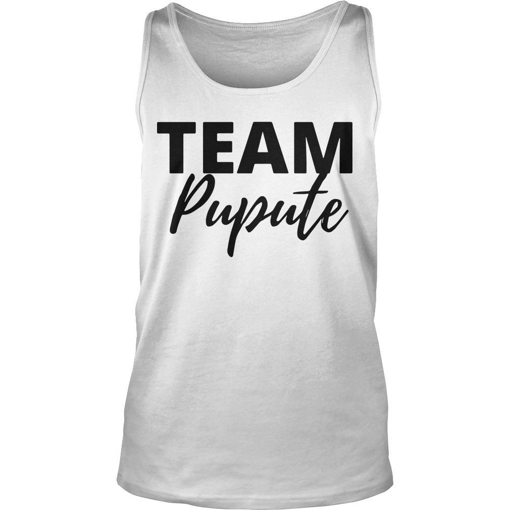 Team Pupute Tank Top