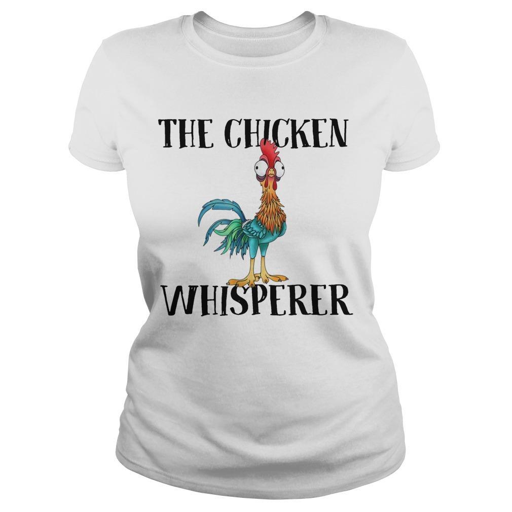 The Chicken Whisperer Longsleeve