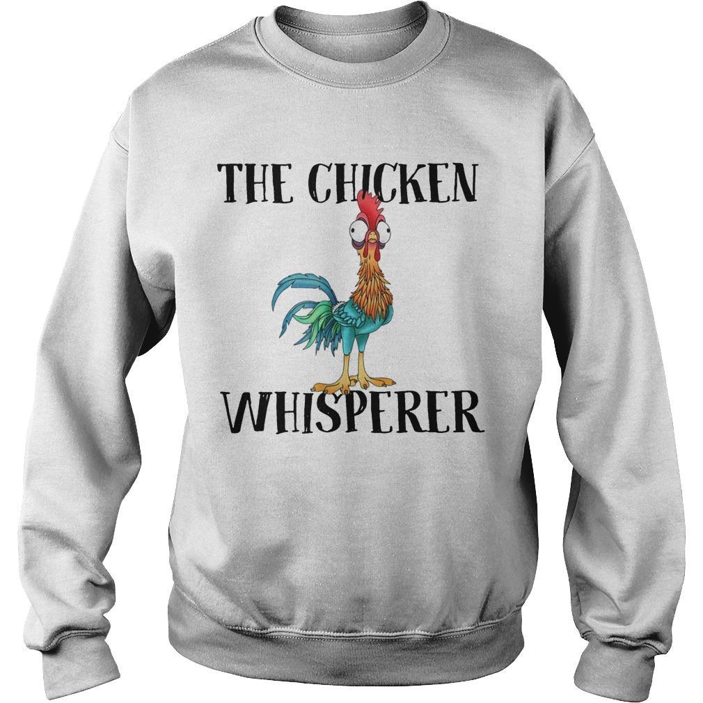 The Chicken Whisperer Sweater