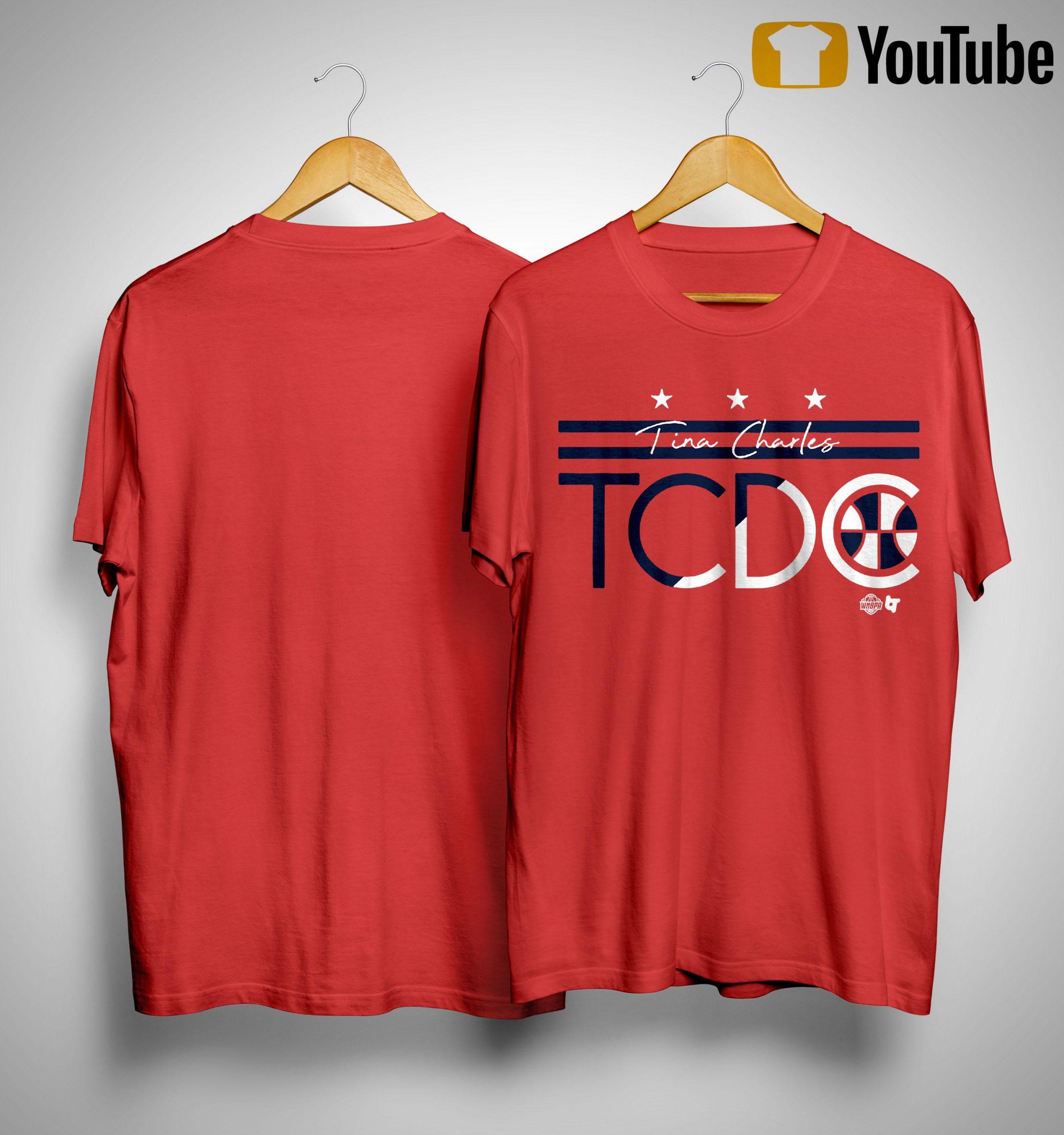 Tina Charles Shirt