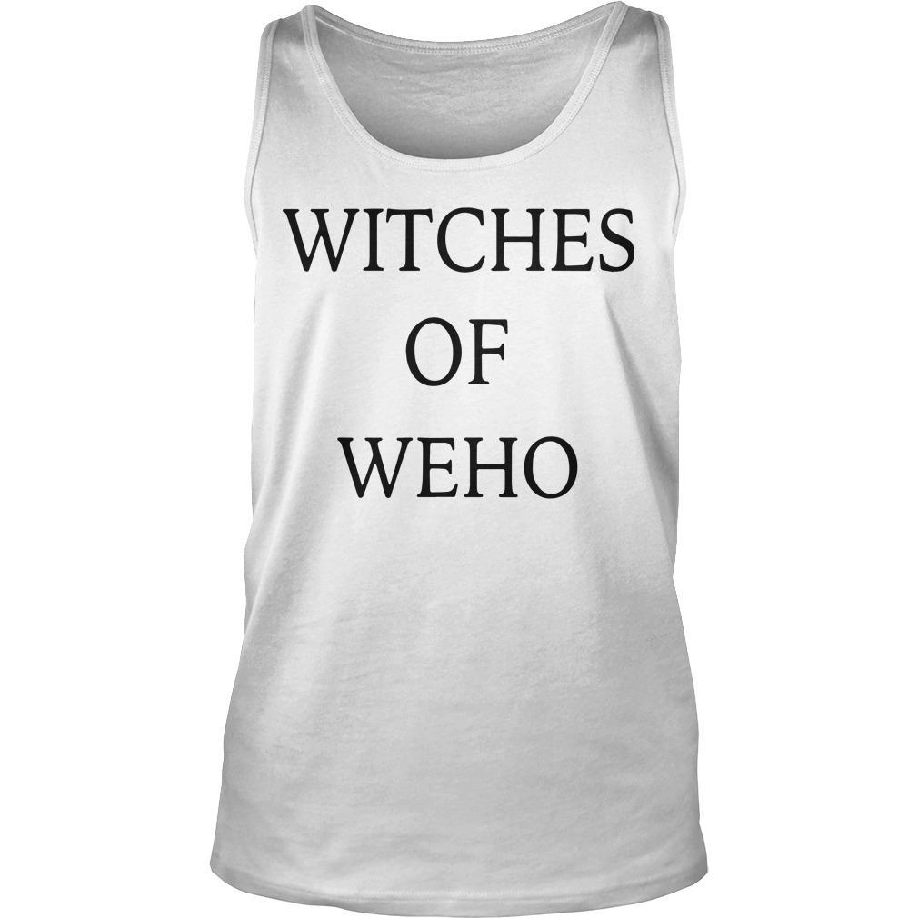 Witches Of Weho Tank Top