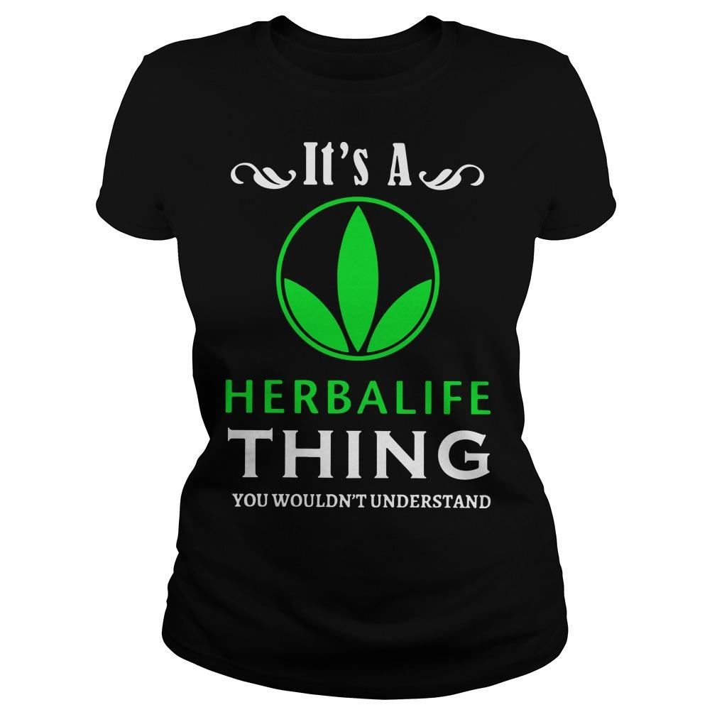 It's A Herbalife Thing You Wouldn't Understand Longsleeve