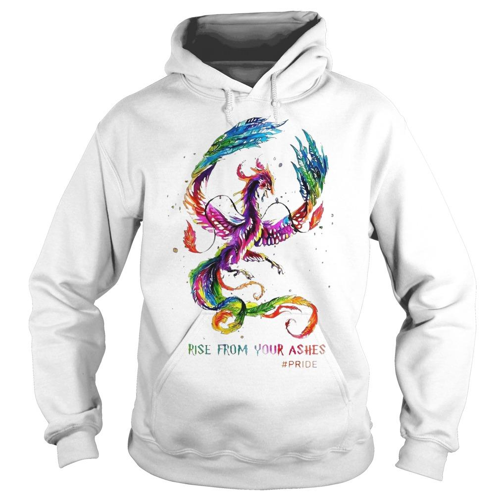 Phoenix Pride Rise From Your Ashes Hoodie