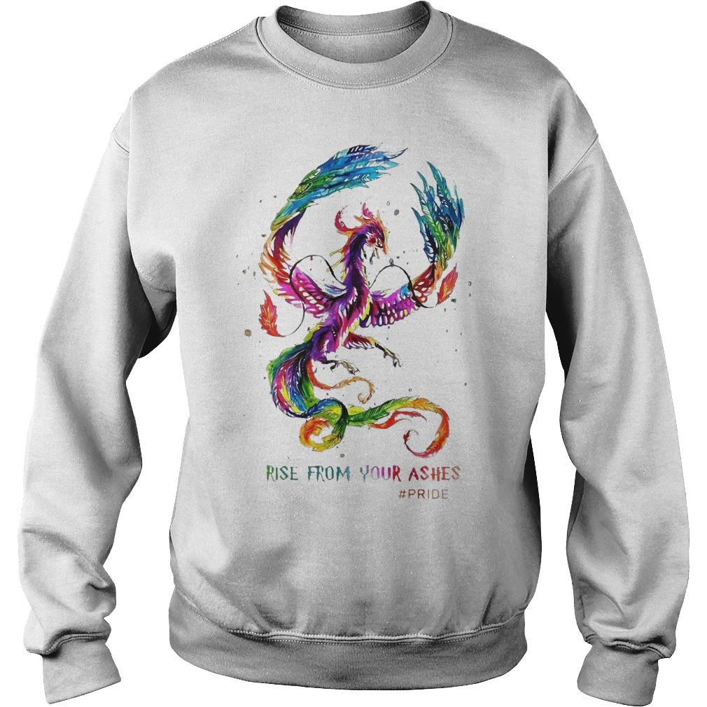 Phoenix Pride Rise From Your Ashes Sweater