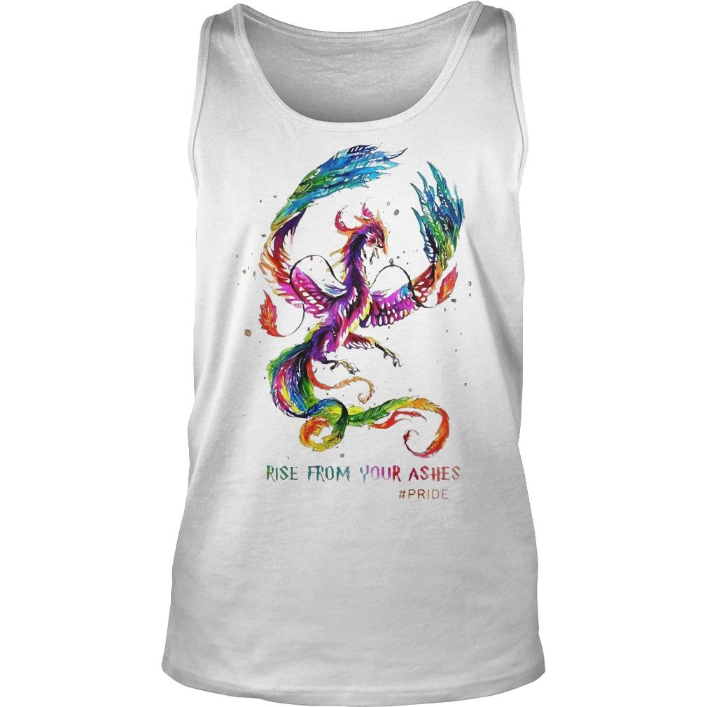 Phoenix Pride Rise From Your Ashes Tank Top