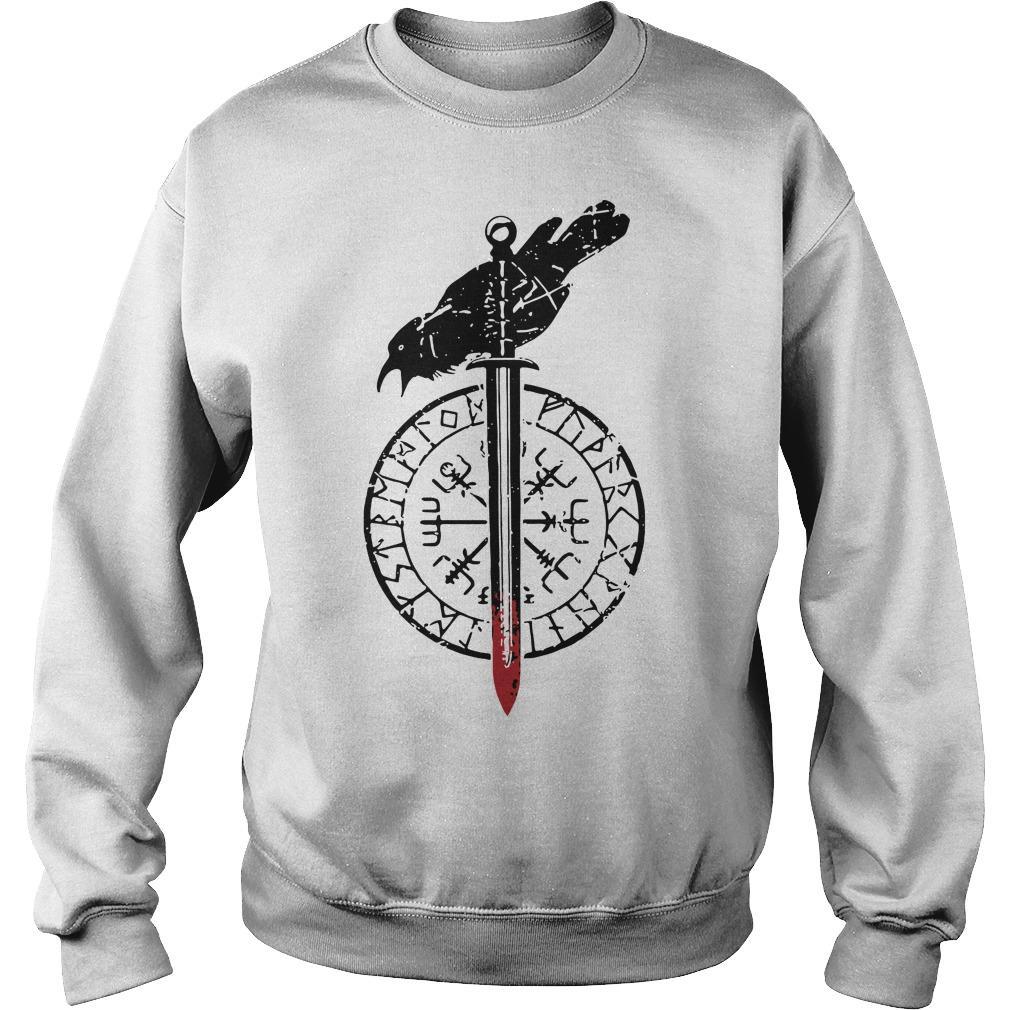 Raven Vegvisir Sweater