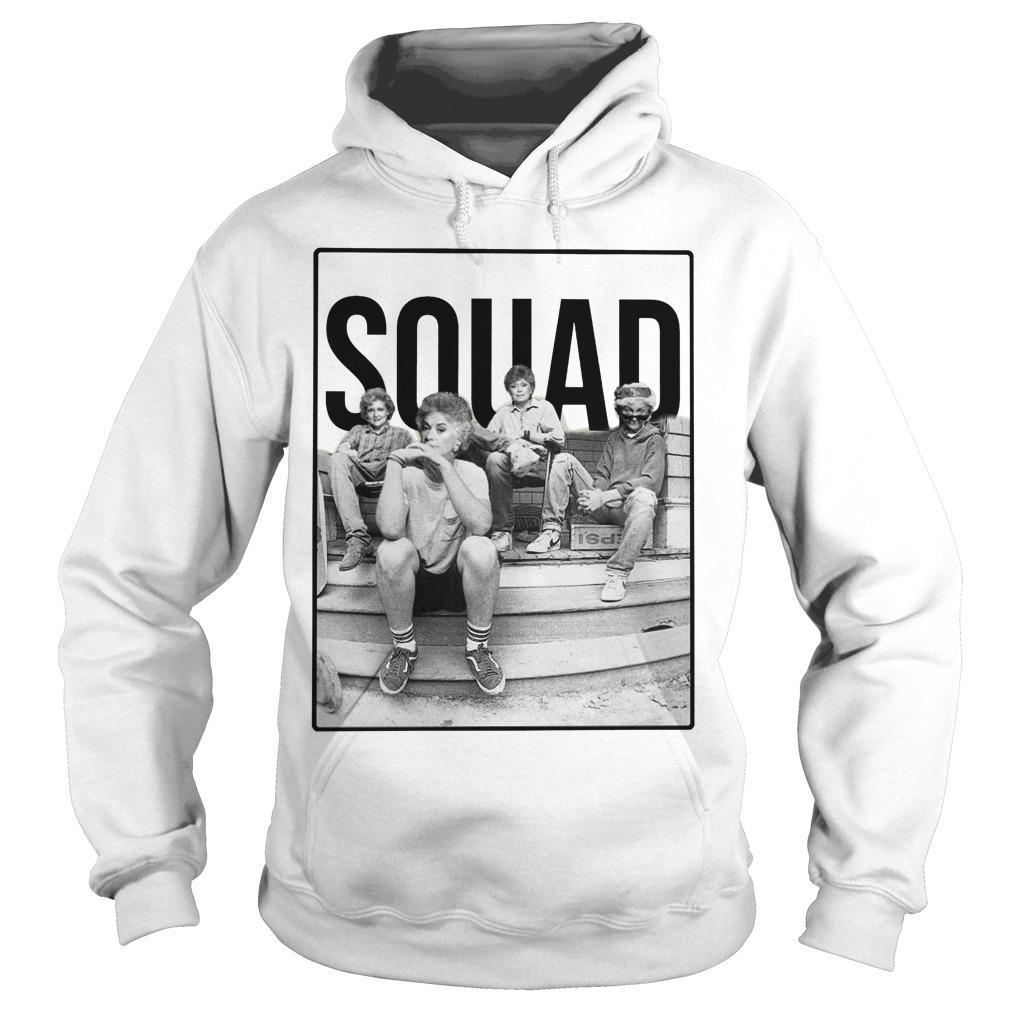 The Golden Girls Squad Hoodie