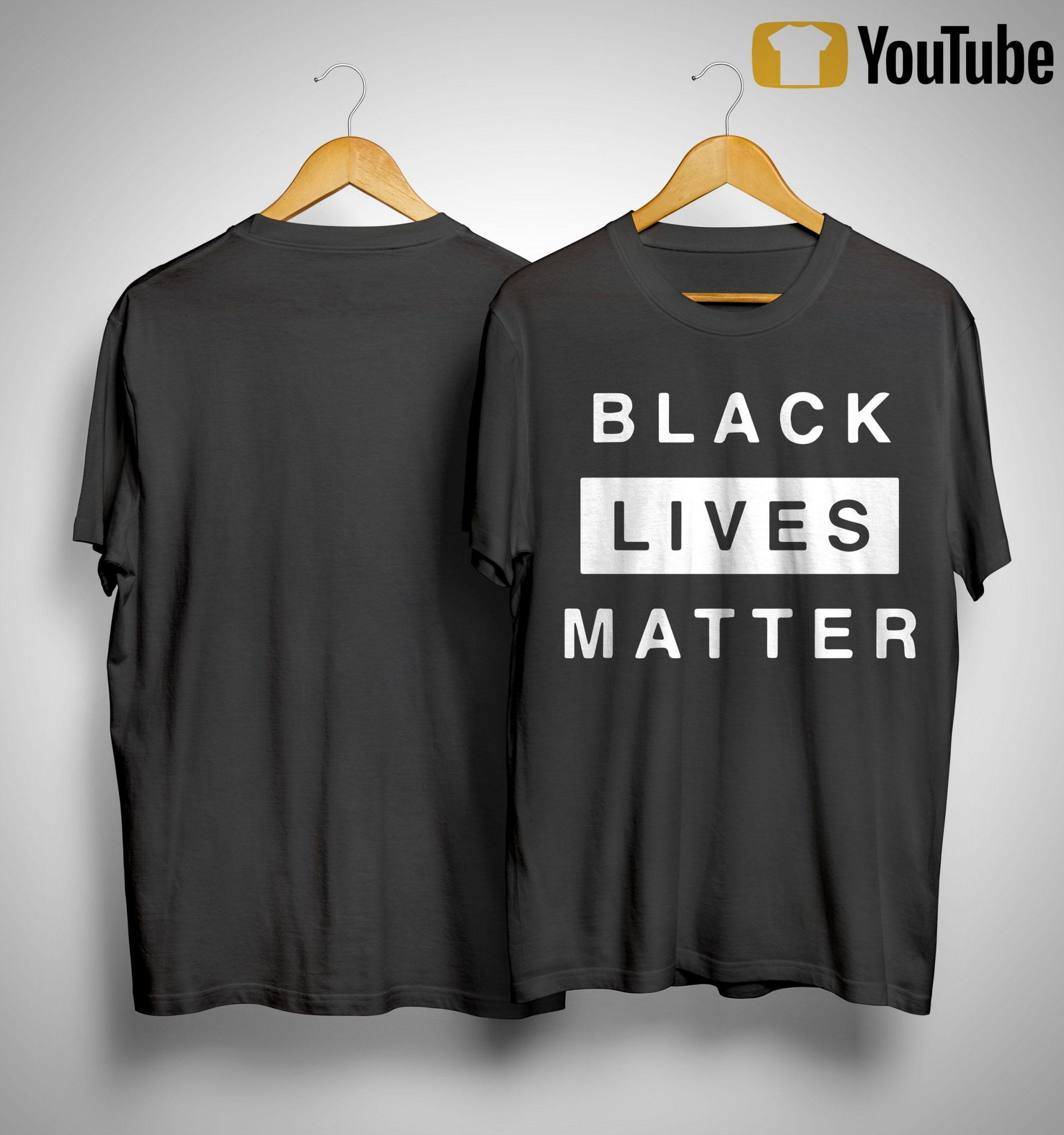Black Lives Matter Shirt Donation