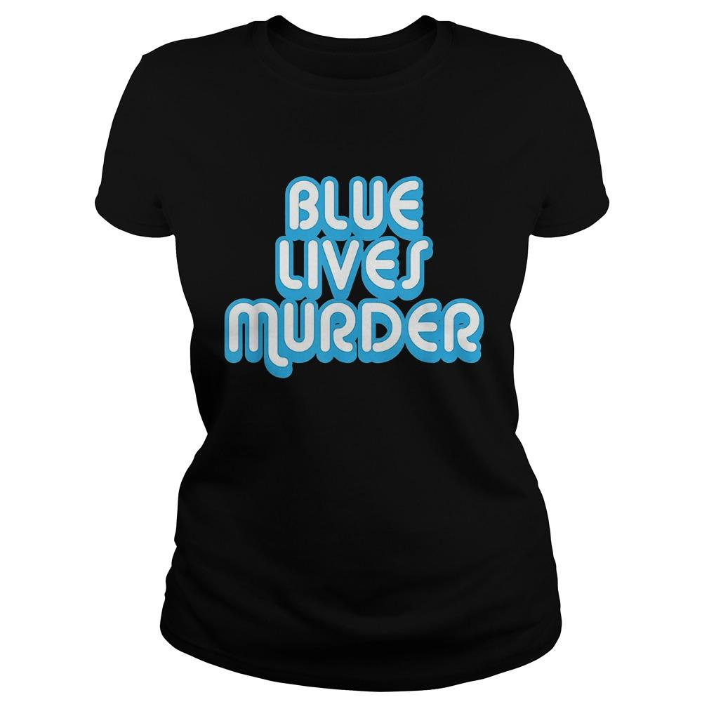 Blue Lives Murder Longsleeve