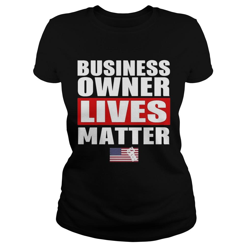 Business Owner Lives Matter Longsleeve