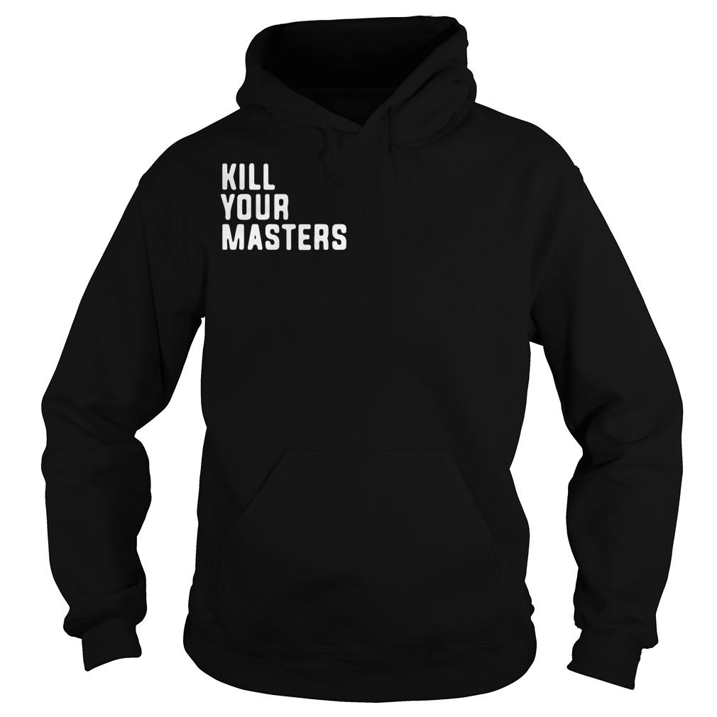 Cnn Killer Mike Kill Your Masters Hoodie