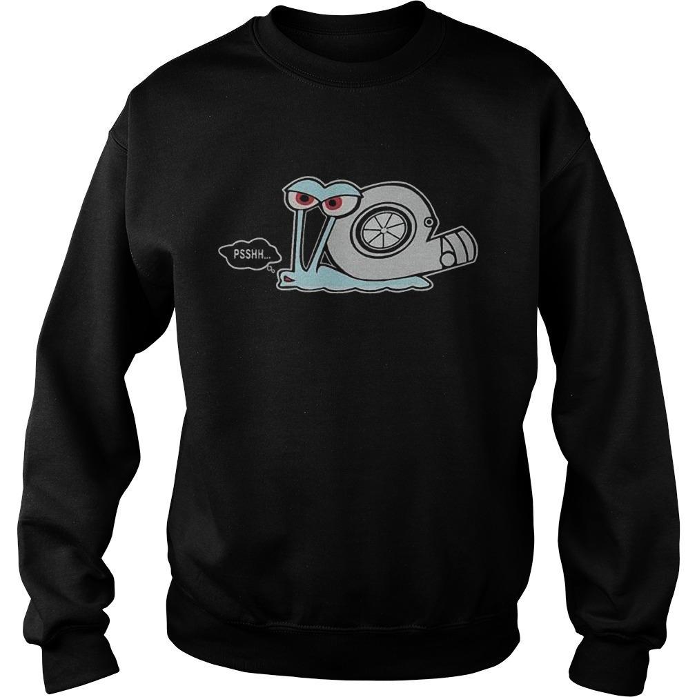 Die Turbo Schnecke Pssh Sweater