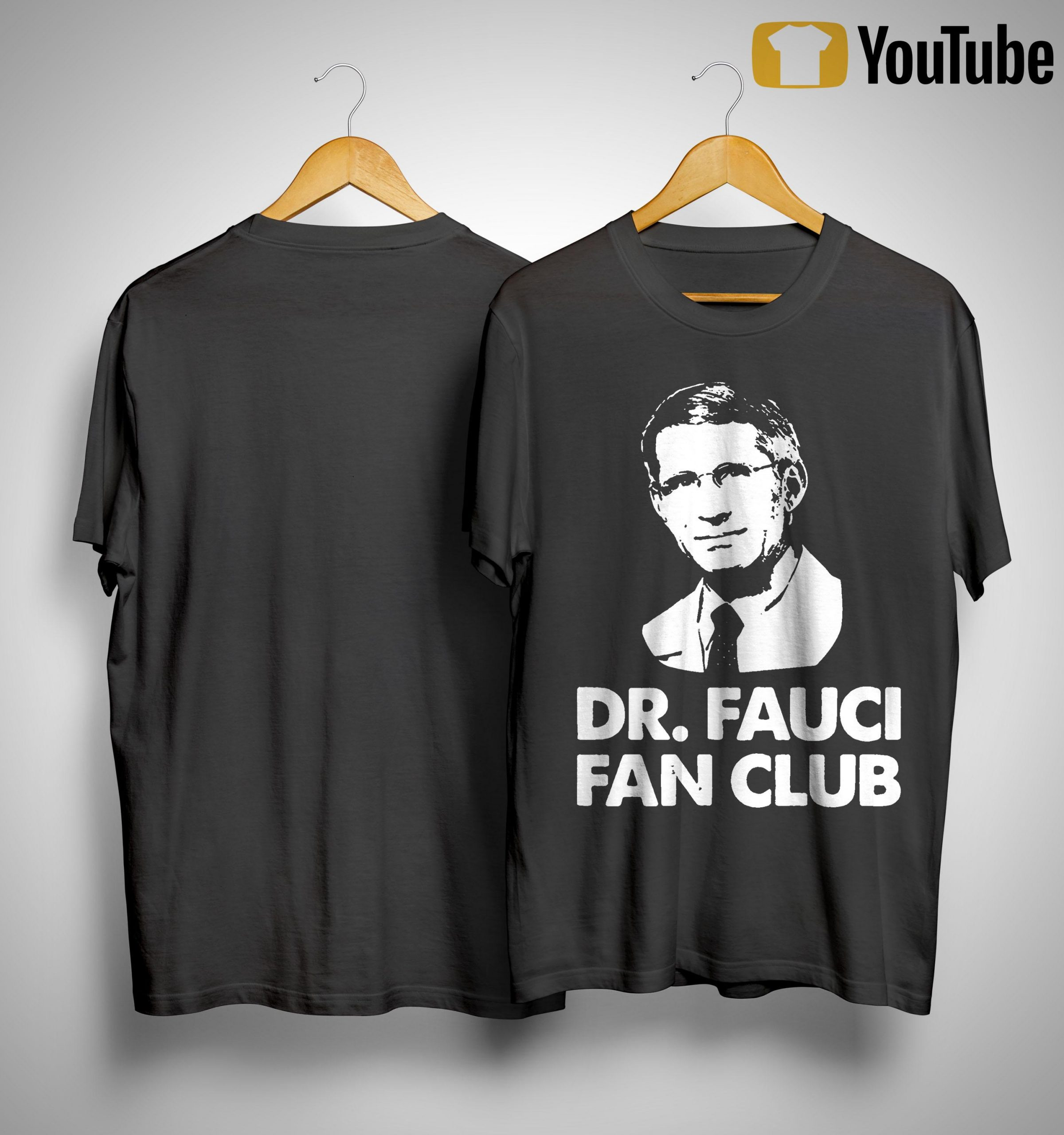 Dr Fauci Fan Club Shirt