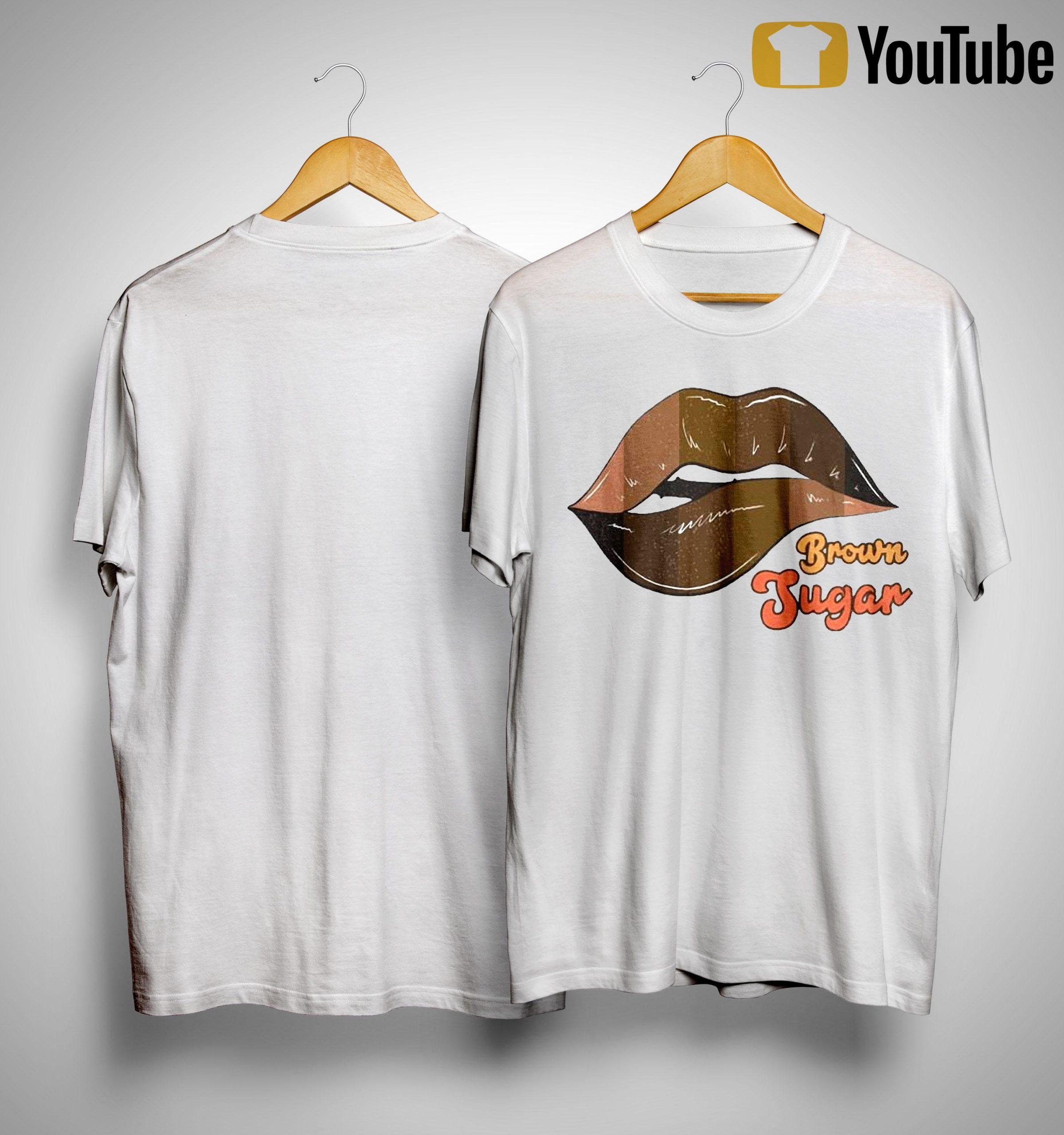 Lip Brown Sugar Shirt