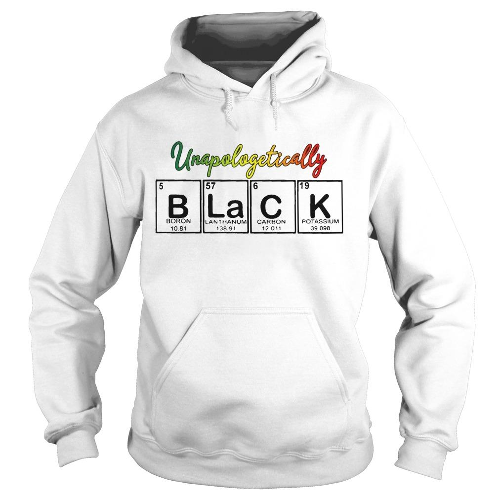 Periodic Unapologetically Black Hoodie