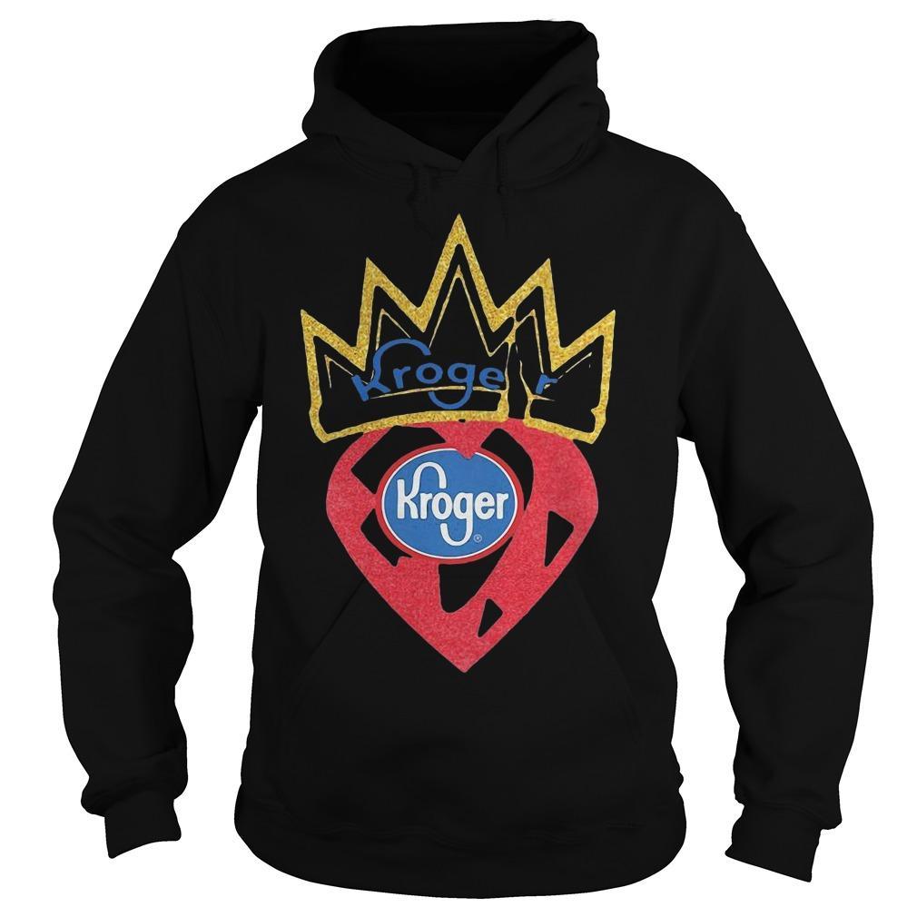 Queen Strawberry Cigna Diamond Kroger Hoodie