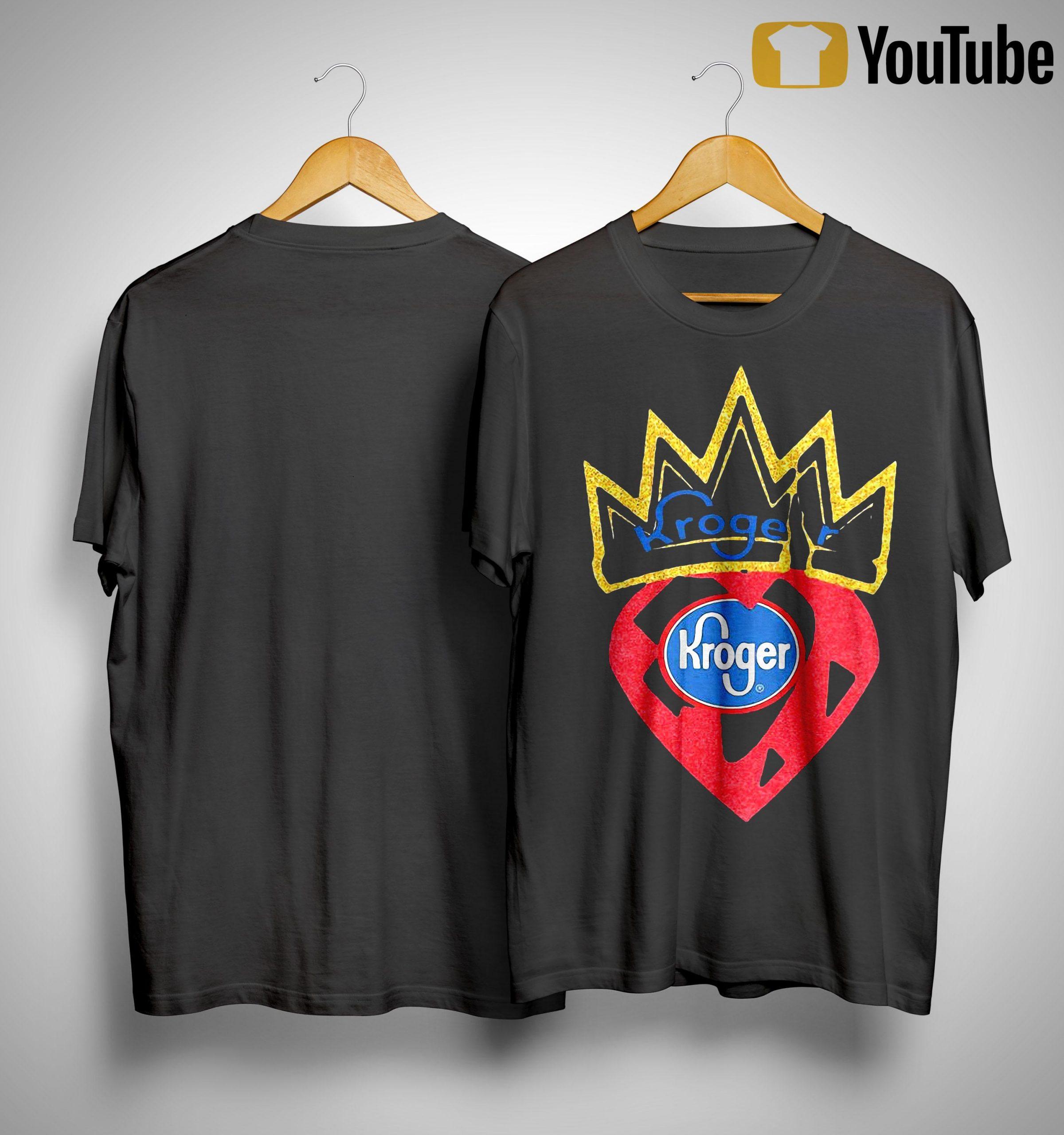 Queen Strawberry Cigna Diamond Kroger Shirt