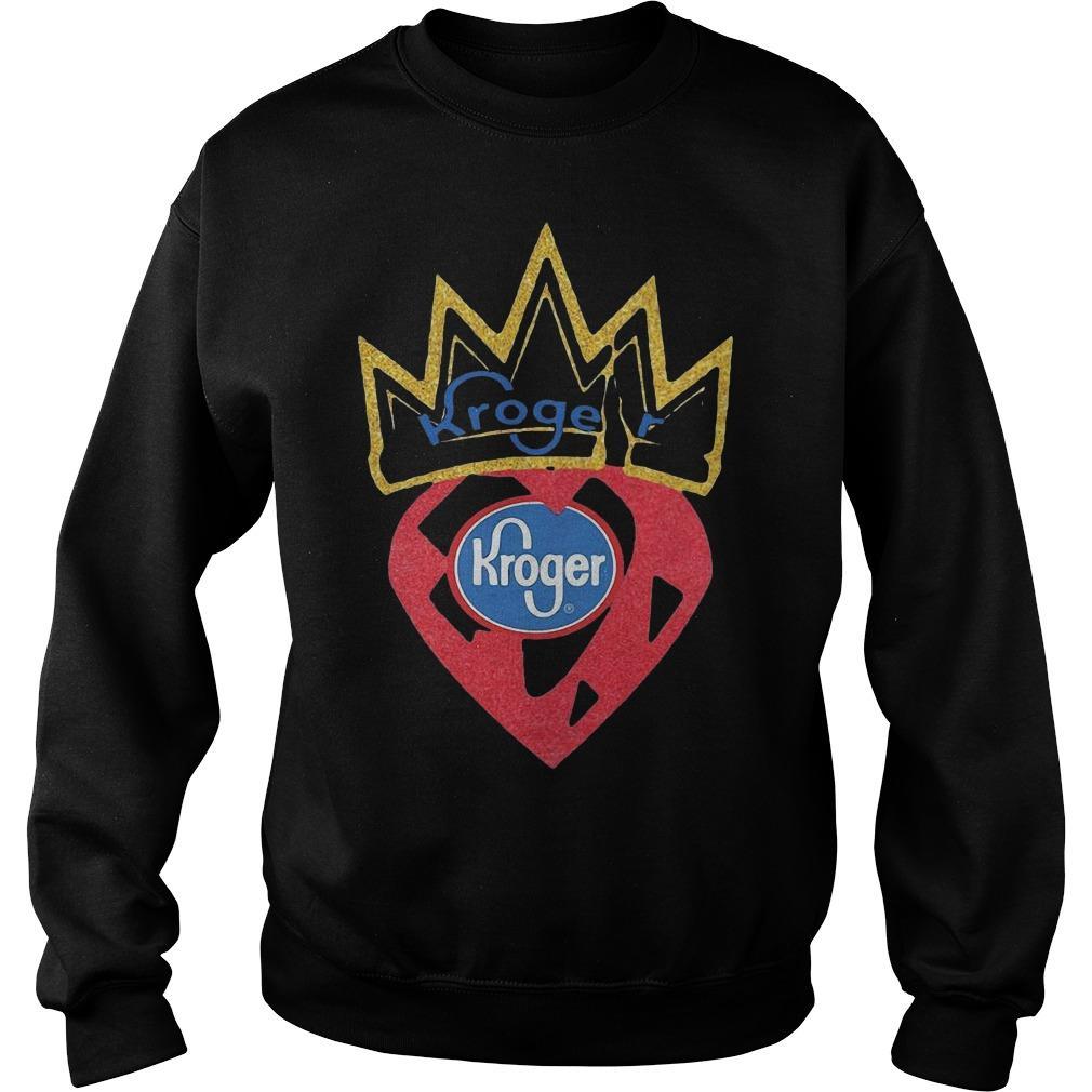 Queen Strawberry Cigna Diamond Kroger Sweater