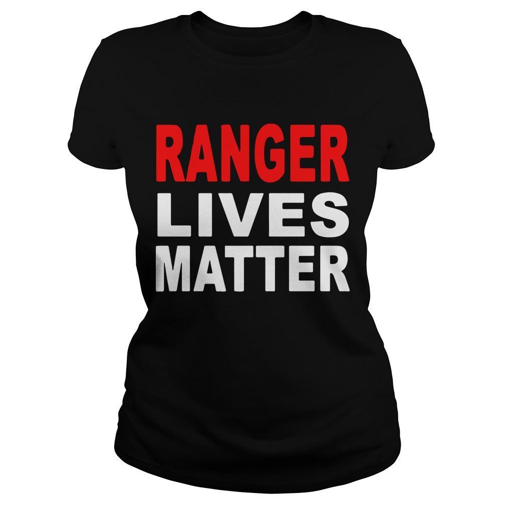Ranger Lives Matter Longsleeve