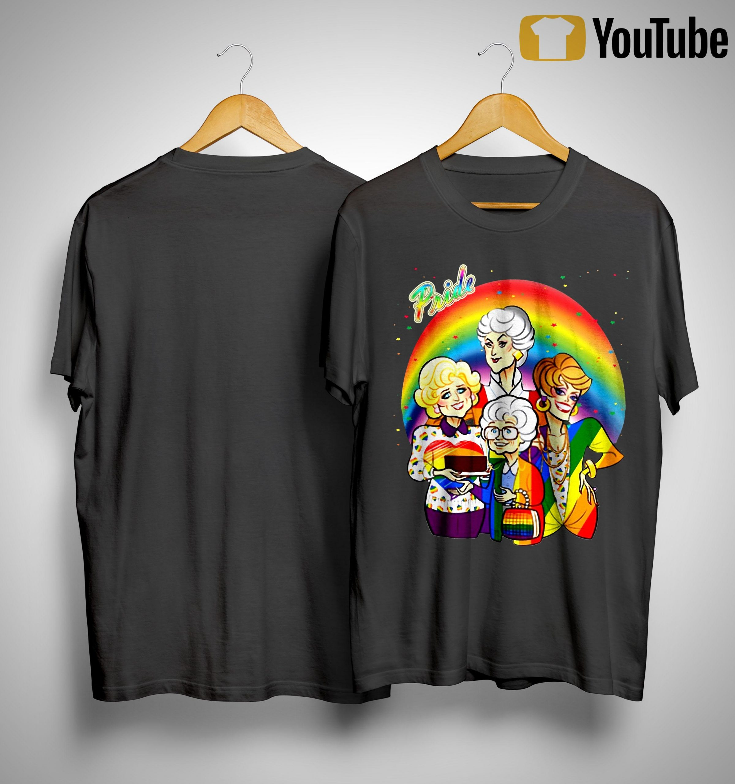 The Golden Girls Pride Month Shirt